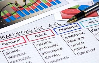 Ondernemingsplan maken: marketingmix in marketingplan uitwerken