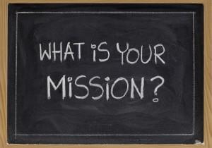 Ondernemingsplan schrijven: missie formuleren