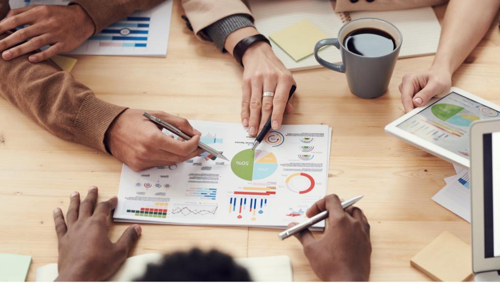 investeerders overtuigen met bedrijfsplan