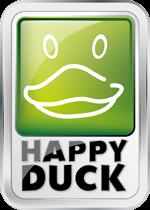 Logo Autowasplein Happy Duck Duivendrecht