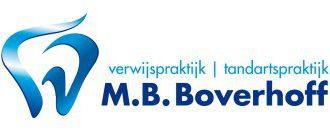 Logo Tandartspraktijk Boverhoff