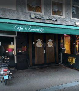 Café 't Lammetje Businessplan Vergunning