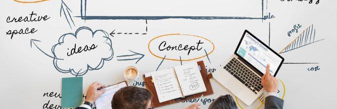 business plan laten maken met business model canvas