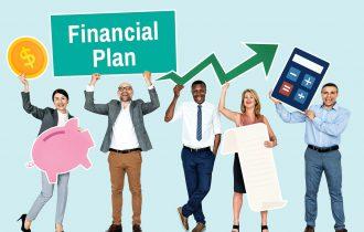 voorbeeld financieel plan