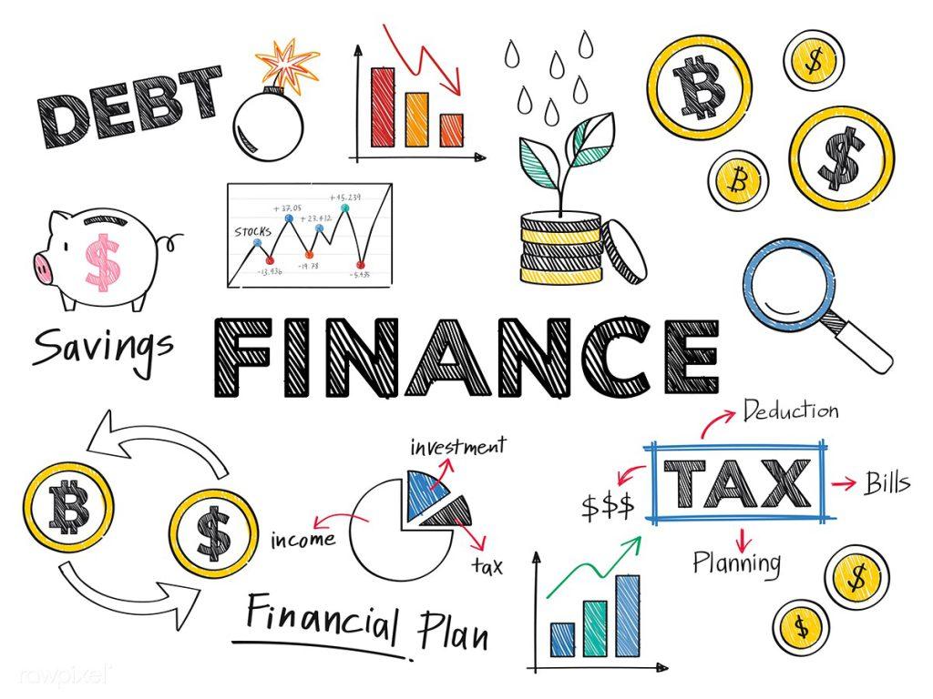 financieringsplan voorbeeld