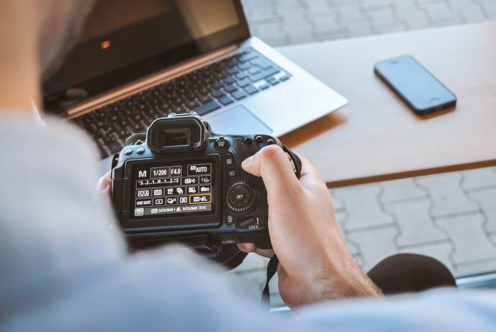 Ondernemingsplan fotograaf op maat - Credo