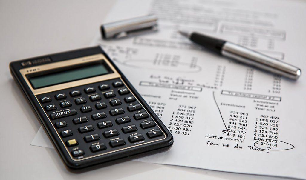 investeringsbegroting financiële onderbouwing